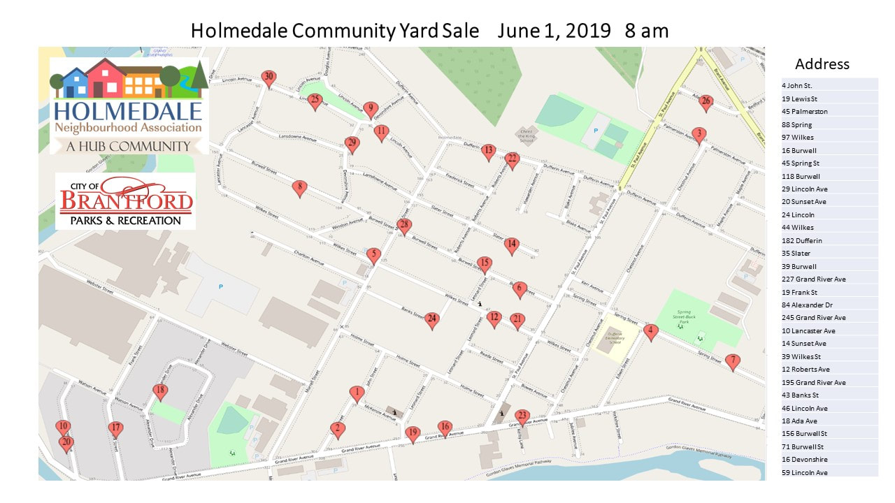 Holmedale Neighbourhood Association - Holmedale Neighbourhod